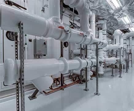 Теплогазоснабжение и вентиляция